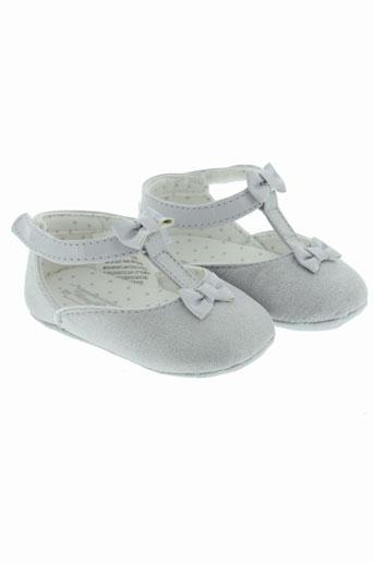 mayoral chaussons fille de couleur gris