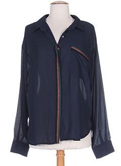 Produit-Chemises-Femme-CERISE BLUE