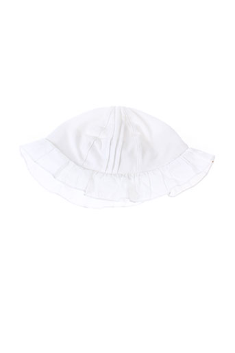 jean bourget accessoires fille de couleur blanc