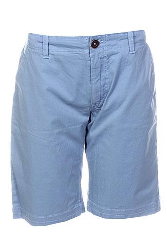 levis shorts / bermudas garçon de couleur bleu