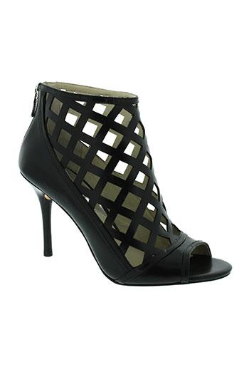 michael et kors boots femme de couleur noir