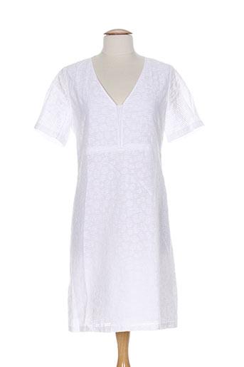 gerard darel robes femme de couleur blanc