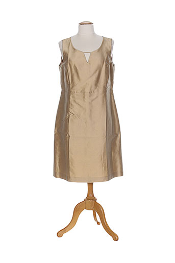 gerard darel robes femme de couleur chair