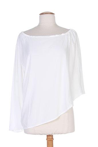 ba&sh chemises femme de couleur beige