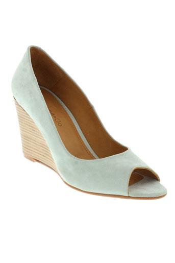 emma.go chaussures femme de couleur bleu