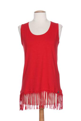 lolitas EFFI_CHAR_1 lolos chemises femme de couleur rouge
