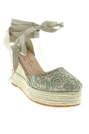 gaimo chaussures femme de couleur beige
