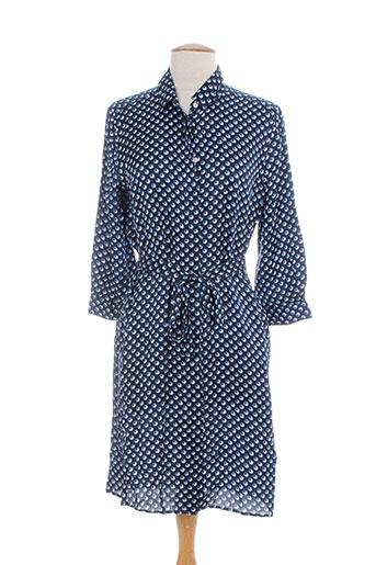 gant tuniques femme de couleur bleu