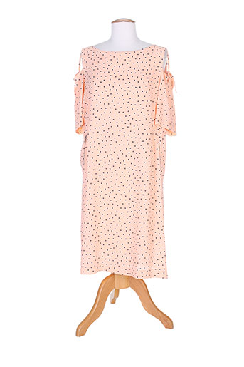 femmes je vous aime robes femme de couleur rose