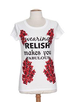 Produit-T-shirts / Tops-Femme-RELISH