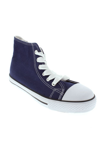 creamberry's chaussures enfant de couleur bleu