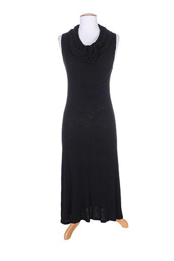 isabel de pedro robes femme de couleur noir