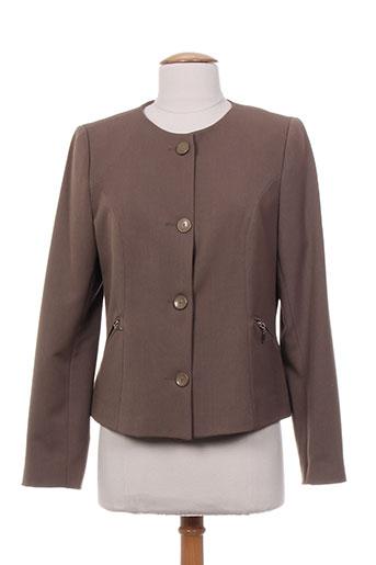 lorena paris vestes femme de couleur marron