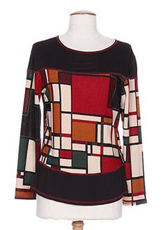 Produit-T-shirts / Tops-Femme-FILLE D'AVRIL PARIS