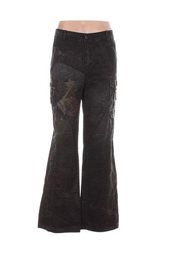 hep pantalons femme de couleur noir