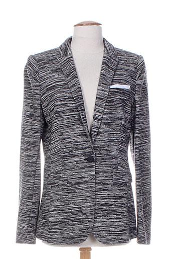 set vestes femme de couleur gris