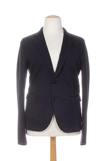 Veste casual noir COSTUME NATIONAL pour homme