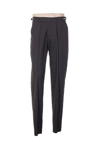 Pantalon casual marron U-NI-TY pour homme