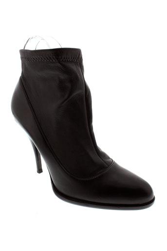 dolce EFFI_CHAR_1 gabbana chaussures femme de couleur noir
