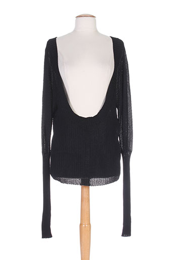 rimini pulls femme de couleur noir