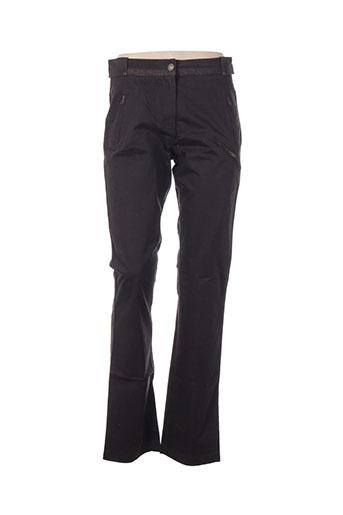 rivieres de lune pantalons femme de couleur gris