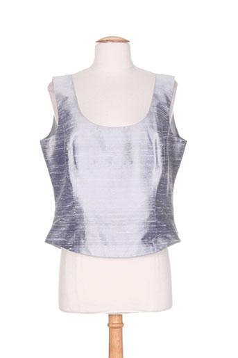 clairmodel chemises femme de couleur gris