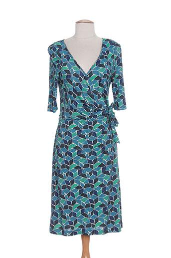 maliparmi robes femme de couleur bleu
