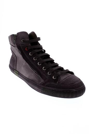 can be chaussures homme de couleur gris