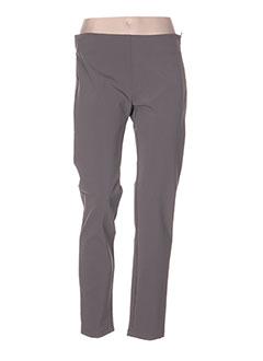 Pantalon casual gris FAIRLY pour femme