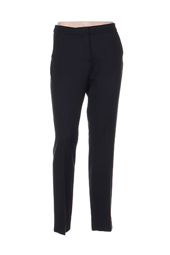 trussardi et jeans pantalons et citadins femme de couleur noir