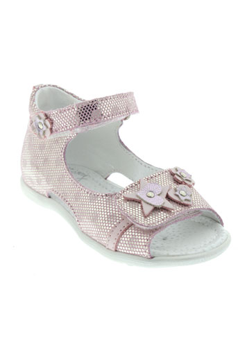 little mary chaussures fille de couleur rose
