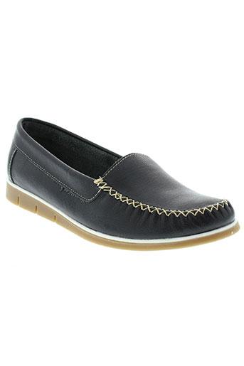 elles-memes chaussures femme de couleur bleu