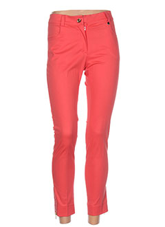 Pantalon casual rouge ALAN RED pour femme