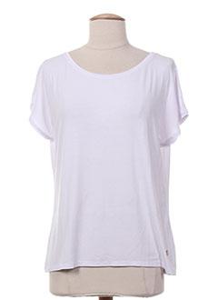Produit-T-shirts / Tops-Femme-DESGASTE