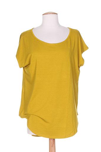 alembika tuniques femme de couleur jaune