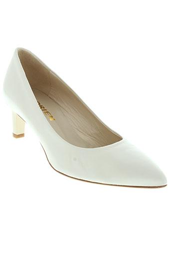 adrien chaussures femme de couleur beige