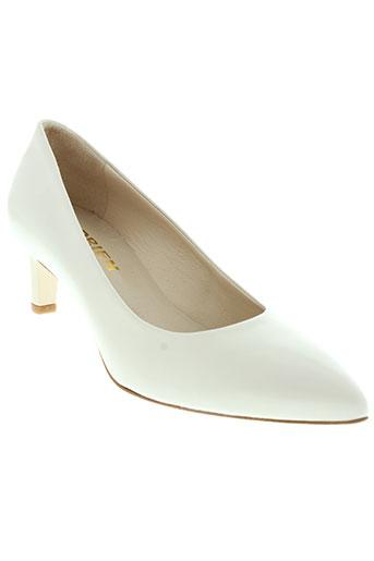 adrien escarpins femme de couleur beige