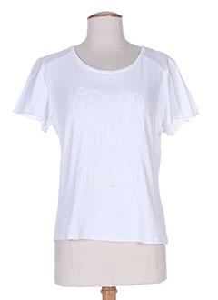 Produit-T-shirts / Tops-Femme-MESSCALINO