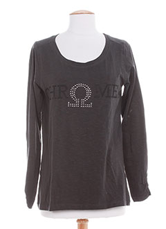 Produit-T-shirts / Tops-Femme-FRANSA