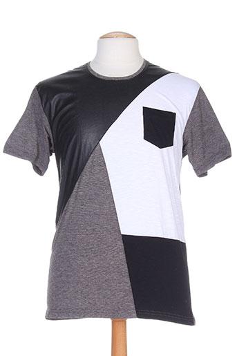 blackrock t-shirts homme de couleur gris