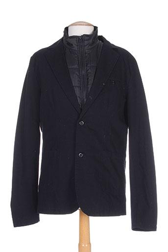 tiffosi vestes homme de couleur noir