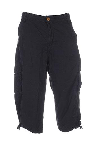 top star shorts / bermudas homme de couleur noir