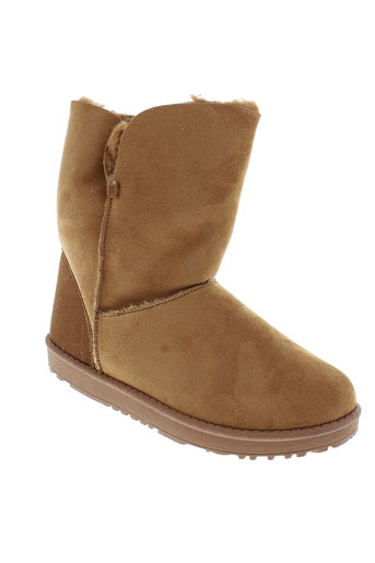 abloom boots femme de couleur marron