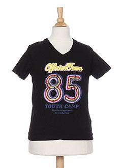 Produit-T-shirts / Tops-Garçon-RG512