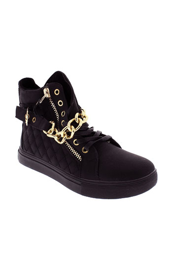 abloom chaussures femme de couleur noir