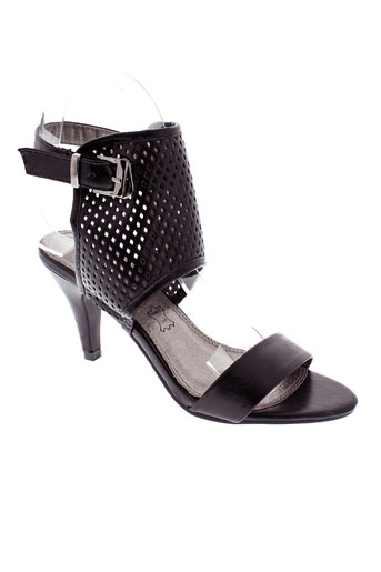 jolyvia chaussures femme de couleur noir