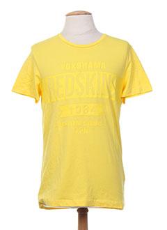 Produit-T-shirts / Tops-Homme-REDSKINS