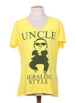 Produit-T-shirts / Tops-Homme-STEGOL