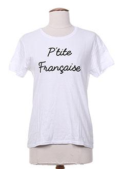 Produit-Chemises-Femme-DE PARIS & FIVE.PARIS