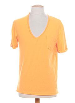 Produit-T-shirts / Tops-Homme-IKAO